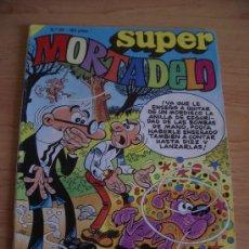 Comics: SUPER MORTADELO Nº 30. LITERACOMIC.. Lote 21376673