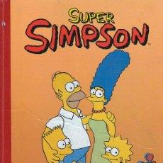 Cómics: SUPER SIMPSON Nº 2 .... Lote 25402780