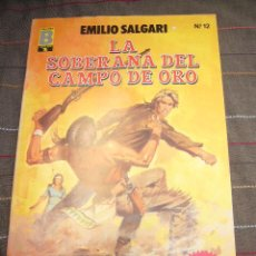 Cómics: GRANDES AVENTURAS Nº 12 LA SOBERANA DEL CAMPO DE ORO EDICIONES B 1987 .........C18. Lote 25296934
