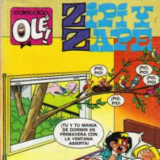 Cómics: COLECCION OLE ZIPI Y ZAPE Nº 331 1ª REIMPRESION SEPTIEMBRE 1991. Lote 21494193