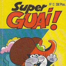 Cómics: SUPER GUAI! Nº 12, COLOR. Lote 22209987