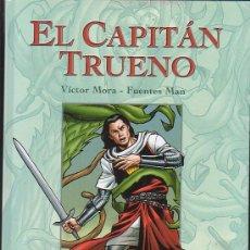 Cómics: EL CAPITAN TRUENO 50 ANIVERSARIO, /POR: VICTOR MORA , FUENTES MAN TOMOS, 2,7,10. Lote 26639853
