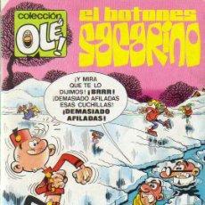 Cómics: EL BOTONES SACARINO Nº 289-I 11 - ED.B 1987. Lote 22585179