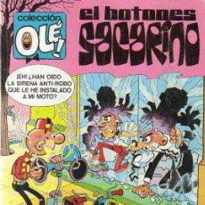 Cómics: EL BOTONES SACARINO Nº 275-I 8 - ED.B 1987. Lote 22585213