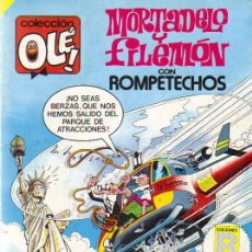 Cómics: MORTADELO Y FILEMON Nº 290-M 56 - ED.B 1987. Lote 22585248