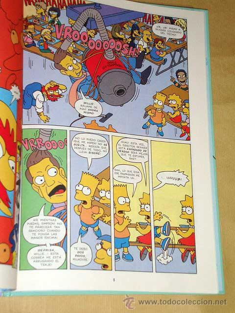 Cómics: SIMPSON: EL REGRESO DE BOB. MATT GROENING. GRANDES DEL HUMOR Nº 12. EL PERIODICO 1997. +++++ - Foto 2 - 22772495