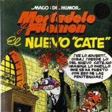 Cómics: MAGOS DEL HUMOR Nº 8 - MORTADELO Y FILEMON - ED.B 1998 (TAPA DURA). Lote 22977338