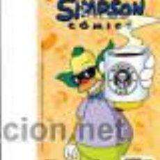 Cómics: CÓMIC SIMPSON Nº 32 _BONGO-1996. Lote 27512475