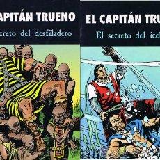 Cómics - EL CAPITAN TRUENO DE FUENTES MAN - 27593643
