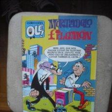 Fumetti: MORTADELO Y FILEMON - COLECION OLE - Nº 78 - M.176 - 1ª EDICIÓN JULIO 1990. Lote 23281168