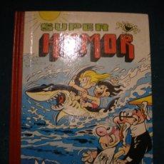 Comics : SUPER HUMOR - VOLUMEN 13 - EDICIONES B - ZIPI Y ZAPE - MORTADELO Y FILEMON - 1987. Lote 26559198