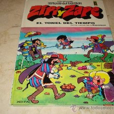 Cómics: ZIPI Y ZAPE - EL TONEL DEL TIEMPO - EDICIONES B 1987. Lote 23449598