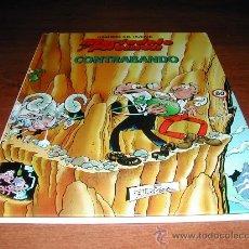 Cómics: MORTADELO Y FILEMON: CONTRABANDO (GRANDES DEL HUMOR 6) TAPA DURA. Lote 23685621