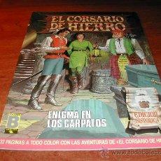 Cómics: EL CORSARIO DE HIERRO Nº 19 ED. HISTORICA (ED. B). Lote 23953688