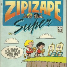 Cómics: SUPER ZIPI Y ZAPE EDICIONES B Nº 9 AÑO 1987. Lote 26147404