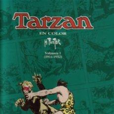 Cómics: TARZAN EN COLOR ( B ) ORIGINALES 1994-1995 LOTE. Lote 32492908