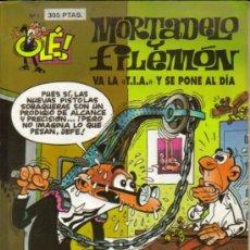 Cómics: OLÉ ! MORTADELO Y FILEMON ( B ) ORIGINALES 1993 - 2009 LOTE. Lote 173903222