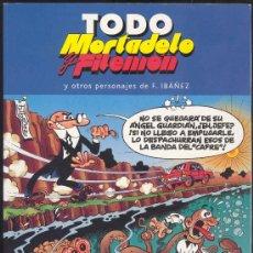 Cómics: TODO MORTADELO Y FILEMON- Nº 12- 1ª EDICION 2005. Lote 27305880