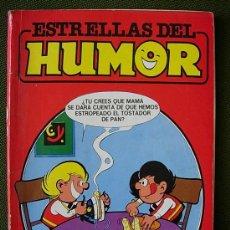 Comics: ESTRELLAS DEL HUMOR Nº 1 MORTADELO Y FILEMON PEPE TROLA ZIPI Y ZAPE LOS SEÑORES DE ALCORCON. Lote 27842222