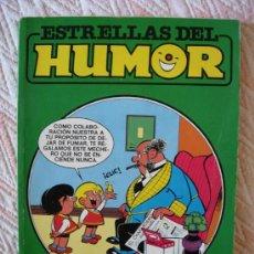 Comics : ESTRELLAS DEL HUMOR Nº 14 O 9 MORTADELO Y FILEMON ZIPI Y ZAPE SUPER LOPEZ TRIBULETE PEPE GOTERA. Lote 27844564