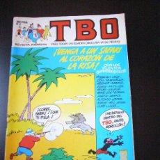 Cómics: TBO Nº 3 EDICIONES B ....C23. Lote 27850810