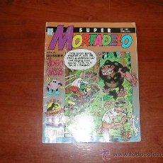 Cómics: SUPER MORTADELO EDICIONES B.Nº 142 (JC) CON PAFMAN (EL SR. POLLEISON), RAMIS Y PEQUEÑO SPIROU. Lote 28034042