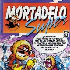 Cómics: MORTADELO SUPER - Nº 16 - EDICIONES B. Lote 28200350