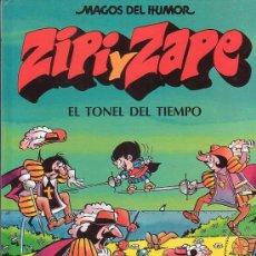 Cómics - MAGOS DEL HUMOR Nº 14 - ZIPI Y ZAPE , EL TONEL DEL TIEMPO - edita : ediciones B - 28300601