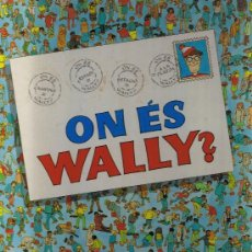 Cómics: ON ES WALLY ARA ? - MARTIN HANFORD - . Lote 28551272