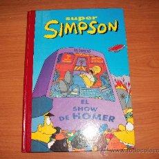 Cómics - SUPER SIMPSON Nº 6 EDICIONES B TAPA DURA - 28626311