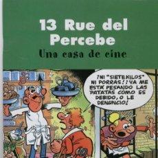 Cómics: LOTE 3 TEBEOS (RUE DEL PERCEBE,EL BOTONES SACARINO, SUPER LOPEZ). Lote 28822693