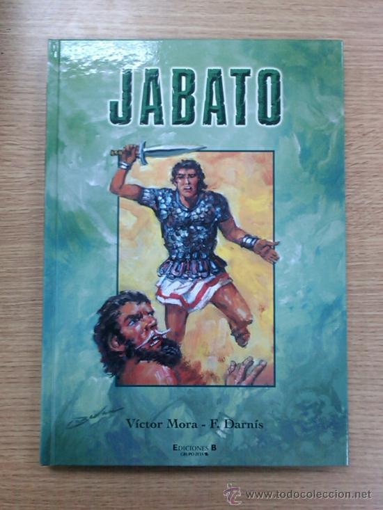 JABATO TOMO #8 (Tebeos y Comics - Ediciones B - Clásicos Españoles)