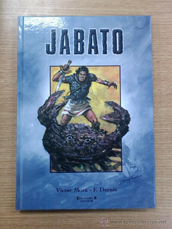 JABATO TOMO #7 (Tebeos y Comics - Ediciones B - Clásicos Españoles)