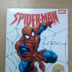 Cómics: SPIDERMAN LA GUIA DEFINITIVA. Lote 155793434