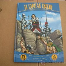 Cómics: EL CAPITÁN TRUENO, TAPA DURA, EDICIONES B. Lote 29550601