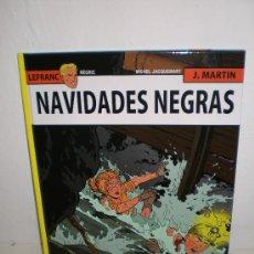 Comics : LEFRANC 20: NAVIDADES NEGRAS - JACQUES MARTIN - EDITORIAL NETCOM2. Lote 254876630