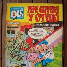 Cómics: COLECCION OLE Nº 8 PEPE GOTERA Y OTILIO 1ª PRIMERA EDICION BRUGUERA NUMERO EN LOMO. Lote 29619919
