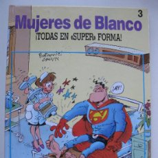 Cómics: MUJERES DE BLANCO - Nº 3 -