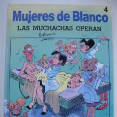 Cómics: MUJERES DE BLANCO - Nº 4 -