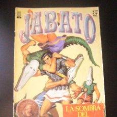 Cómics: EL JABATO EDICION HISTORICA Nº 17 EDICIONES B E3. Lote 261112190