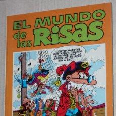 Cómics: EL MUNDO DE LAS RISAS Nº 17 (2ª SERIE). Lote 29961968