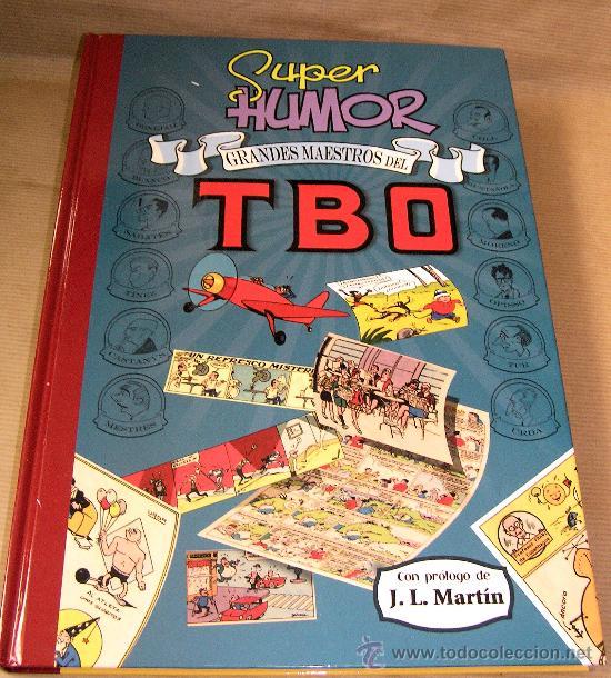 SUPER HUMOR CLÁSICOS Nº 2 - GRANDES MAESTROS DEL TBO - NUEVO – SUPERHUMOR (Tebeos y Comics - Ediciones B - Humor)