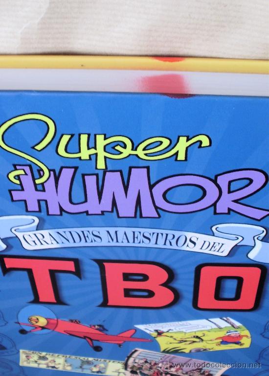 Cómics: SUPER HUMOR Clásicos nº 2 - grandes maestros del TBO - NUEVO – superhumor - Foto 2 - 98841807
