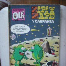 Comics : ZIPI Y ZAPE Y CARPANTA COLECION OLE SEPTIEMBRE 1987. Lote 29992483