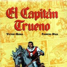 Cómics: EL CAPITÁN TRUENO (EDICIONES B, VOLUMEN 1) VÍCTOR MORA-FUENTES MAN. Lote 30101663