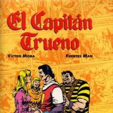 Cómics: EL CAPITÁN TRUENO (EDICIONES B, VOLUMEN 2) VÍCTOR MORA-FUENTES MAN. Lote 30101821