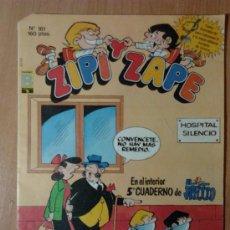 Cómics: ZIPI Y ZAPE Nº 161 (REVISTA) EDICIONES B- AÑO 1987. Lote 30294192
