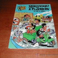 Cómics: MORTADELO Y FILEMÓN, COLECCIÓN OLÉ Nº 60 REFª (JC) . Lote 30326433