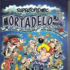 Cómics: SUPERTOPCOMIC MORTADELO - 50 ANIVERSARIO (1ª EDICION 2008). Lote 30570741