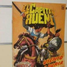 Cómics: CAPITAN TRUENO Nº 22 EDICION HISTORICA EDICIONES B.. Lote 30847787